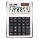 TUFFCALC Desktop Calculator 12-Digit LCD (VCT99901)