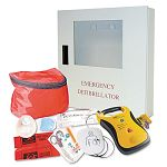 Complete Defibrillator & Accessory Package (DFBCCPRX0001)