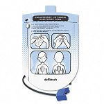 Pediatric Defibril. Pads Infant-8 for Software Ver.1.203 or Later 1 Pair (DFBDDP200P)