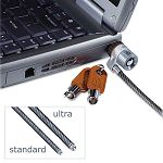 MicroSaver Keyed Ultra Laptop Lock 6 ft. Steel Cable Two Keys (KMW67723)