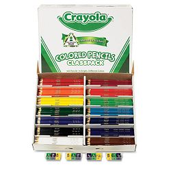 Colored Woodcase Pencil Classpack 3.3 mm 14 Assorted ColorsSet (CYO688462)