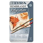 Artist Colored Woodcase Pencils Assorted Pack of 12 (DIX2001120)