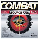 Source Kill Large Roach Killing System Child-Resistant Disc Box of 8 (DPR41913)
