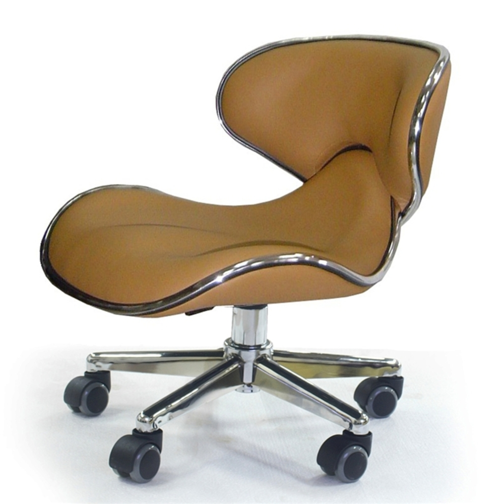 Emma Low Technician Pedicure Stool 13.5 -15.5  Height (AN506)  sc 1 st  Pure Spa Direct & Low Technician Pedicure Stool 13.5