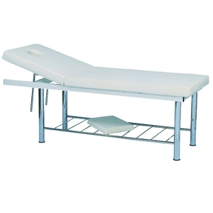 Lightweight Massage Bed Facial Bed - White + Free Stool (PL807W)