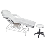 Monika Basic Facial Bed with Storage (PL808)