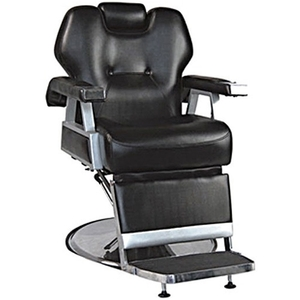 Erik Barber Chair Black Upholstery (PL106)