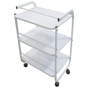 Berit 3 Shelf Facial Trolley (T902)