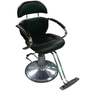 Lydia All Purpose Reclining Styling Chair with Hydraulic Round Base (APC341)