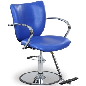 Tekla Styling Chair with Hydraulic Base - Choice of Round or 5-Star (SC454S)