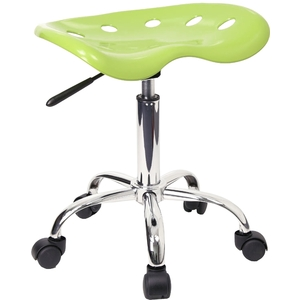 Tractor Stool Apple Green by BIGA (LF-214A-APPLEGREEN-GG)
