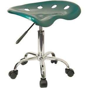 Tractor Stool Green by BIGA (LF-214A-GREEN-GG)