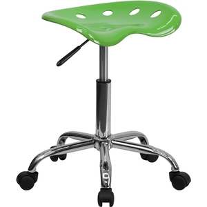 Tractor Stool Spicy Lime by BIGA (LF-214A-SPICYLIME-GG)