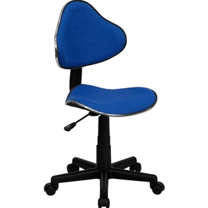 Euro Style Ergonomic Technician Chair Blue by BIGA (BT-699-BLUE-GG)