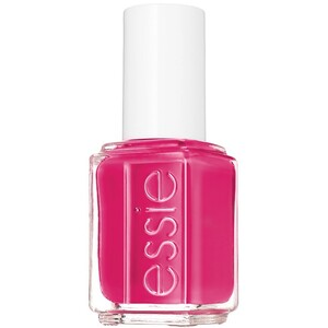 Essie 2014 Summer Collection Nail Color - Haute in the Heat - Unforgettable Hot Guava Raspberry Color 0.46 oz. (151871)