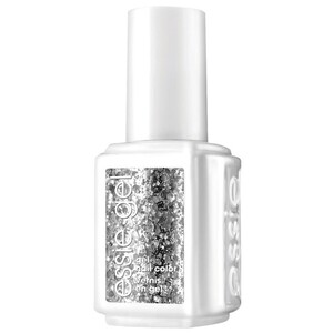 Essie Gel Color - Silver Lining 0.42 oz. - for the LED Cured Gel Polish System (152932)