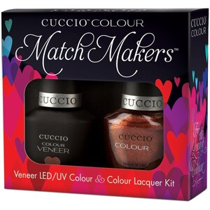 Cuccio Colour Veneer LEDUV Polish - Higher Grounds (663281)