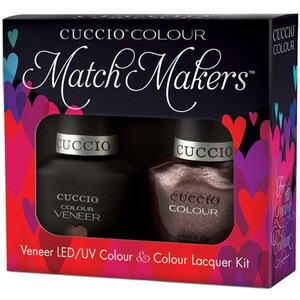 Cuccio Colour Veneer LEDUV Polish - Coffee Tea or Me! (663282)