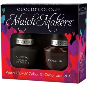 Cuccio Colour Veneer LEDUV Polish - French Pressed for Time (663283)