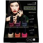 CND VINYLUX 2014 Modern Folklore Collection Display