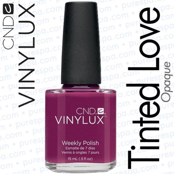 CND VINYLUX Tinted Love 0.5 oz. (800395)