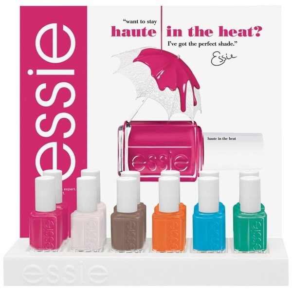 Essie 2014 Summer Collection Nail Color - 12 Piece Display (994261)