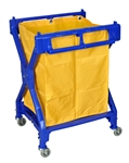 FoldIng Laundry Cart With Nylon Bag (HL13)