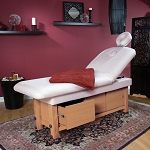 Massage Bed With Cabinet & Drawer (ER125)