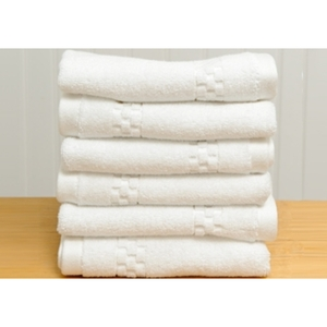 "Mini Squares Collection Washcloths - 100% Turkish Cotton 13"" x 13"" 12 Towels by The Turkish Towel Company ()"