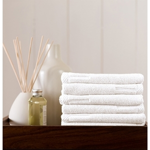 "Zenith Collection Washcloths - 100% Turkish Cotton 13"" x 14"" 12 Towels by The Turkish Towel Company ()"