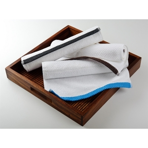 "Fitness Towels - 100% Turkish Cotton 12"" x 41"" 12 Towels by The Turkish Towel Company ()"