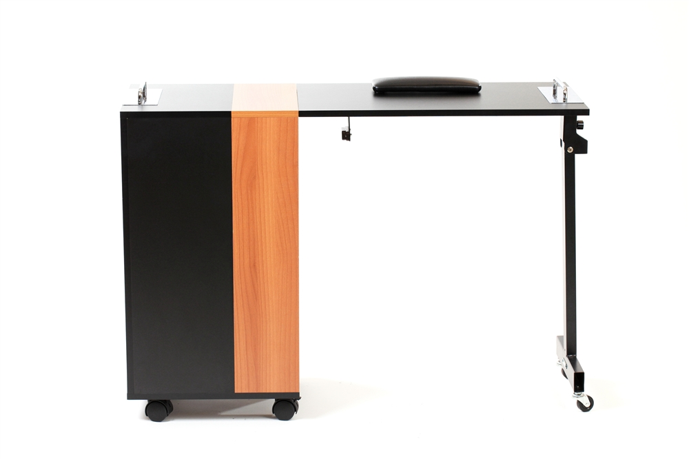 Eurostyle Smart Portable Manicure Table Spasalon Us Just Because