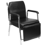Nikolaas Reclining Shampoo Chair with Footrest (TD22022)