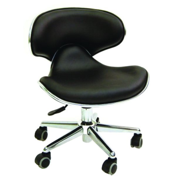 "The Aylanician Stool Adjustable Seat Height: 12"" - 14"" (LS 106-12)"
