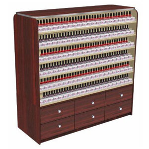 Farah Nail Polish Display Center (JAT-NPORK-6511-KIT)