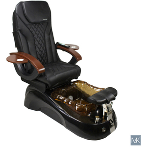 Norah Pedicure Spa with Shiatsulogic PI Massage Chair  (AYC-SPA-SIENA-KIT)