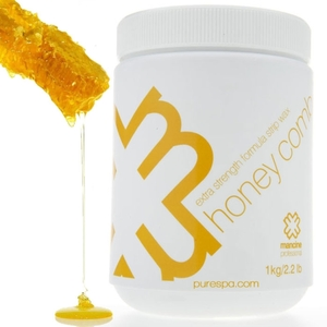 Honey Comb Strip Wax - Extra Strength Formula 1kg 2.2lbs (DSWNHK)
