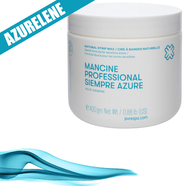 Azurelene Siempre Azure - Strip Wax - Gentle Formula for Sensitive Areas 14 oz. (0)