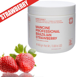 Ultra Flexxx™ Brazilian Strawberry Strip Wax - Premium Strawberry XXX Wax 14 oz. (0)