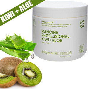 Ultra Flexxx™ Kiwi Aloe Strip Wax 400 Grams - 14 oz. (0)