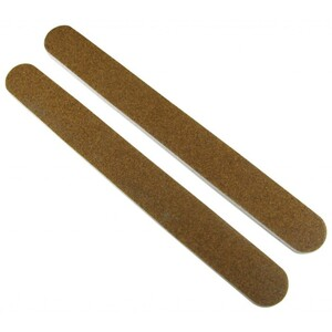 Color Cushion Nail Files - Brown 100100 Washable 2000 Mega Case (10115-cs)
