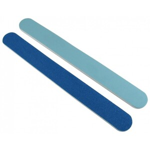 Color Cushion Nail Files - Premium BlueLight Blue 120240 Washable 2000 Mega Case (10013-cs)