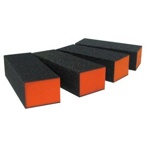 Orange Block - 180240 MediumFine - 3-sided 500 Mega Case (10051-cs)