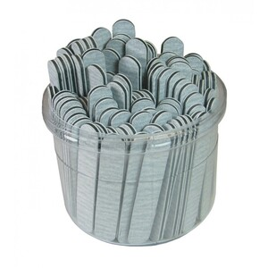 "Zebra 180180 3-12"" Mini File Bucket 100 Count (10162)"