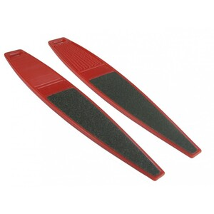 Foot File - Red 100180 300 Mega Case (10054-cs)