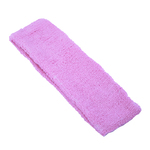 "Elastic Terry Headbands - Pink 100% Terry Cotton with Elastic - 2.5""X 7"" 1 Dozen (5HB30PI)"