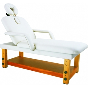 Hafey 2 Section Massage Bed with Storage (2215B)