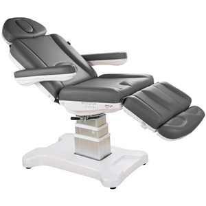 The Petra Medical-Esthetics-Podiatry Treatment Chair Gray Upholstery (2246D-A66)