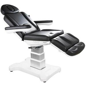 The Petra Medical-Esthetics-Podiatry Treatment Chair Black Upholstery (2246D-A12)