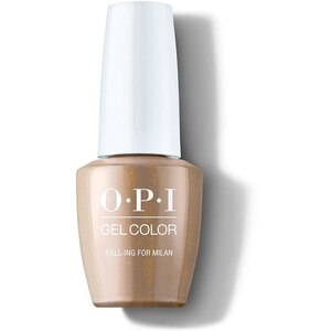 OPI GelColor Soak Off Gel Polish - #GCMI01 - Fall-ing for Milan - Muse of Milan Collection .5 oz (#GCMI01)